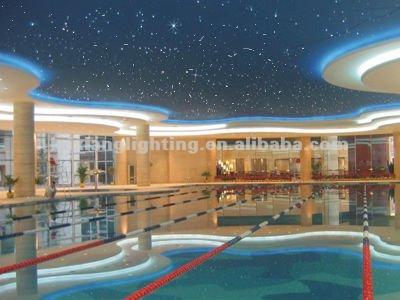 Plafoniera Led Cielo Stellato : Cambiamento di colore del led zhangshan in fibra ottica cielo