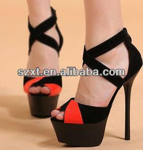 2 In High Heels - Red Heels Vip