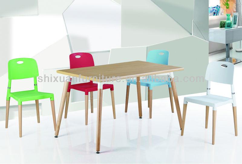 Partij tafel en stoelen te koop houten eettafel suite buy product on - Houten stoelen om te eten ...