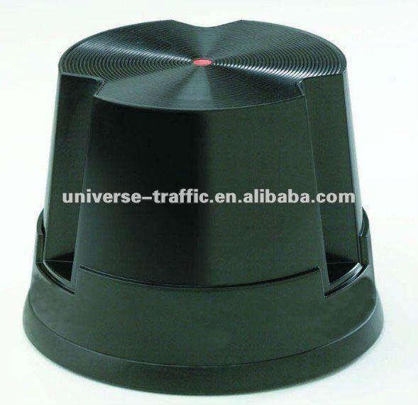 grey black blue red plastic step stool round step stool
