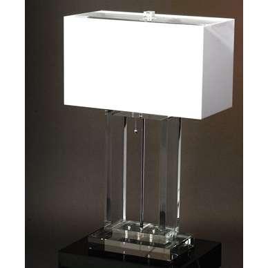 Beautiful Crystal Acrylic Table Lamp Base