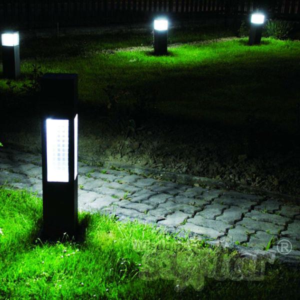 jr cp80 solar garden light led solar lawn light stainless steel motion sensor. Black Bedroom Furniture Sets. Home Design Ideas
