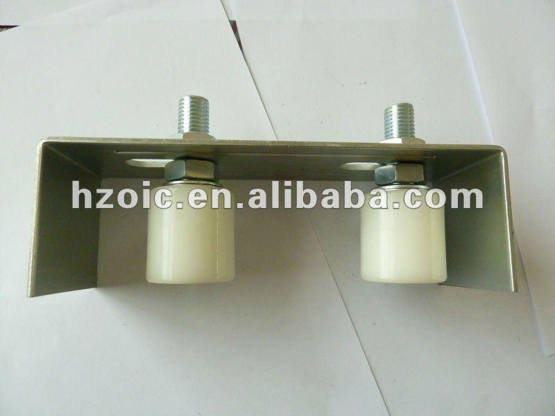 Nylon Rouleau Support En Nylon Rouleau Guide Utilisé Pour Porte - Guide de porte coulissante