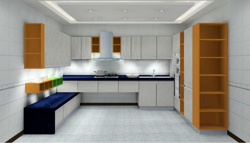 Attractive Acrylic Modern Furniture Kitchen SetBuy Modern