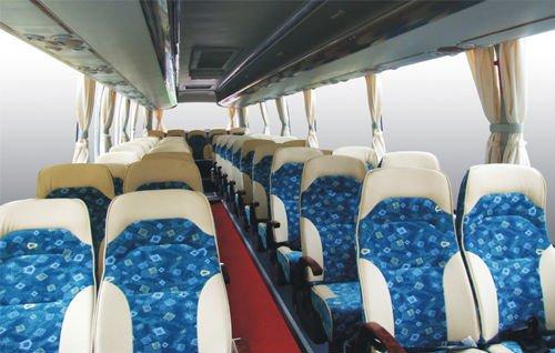 60 Seater Bus Price 6121hk New Daewoo Penger Coach - Buy 60 ...