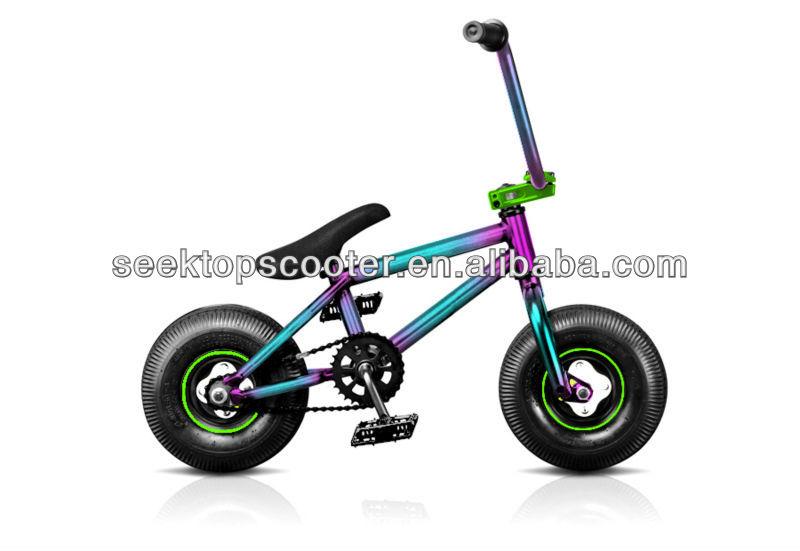 Fat Boy 10 Inch Pro Street Extreme Stunt Performance Bike With