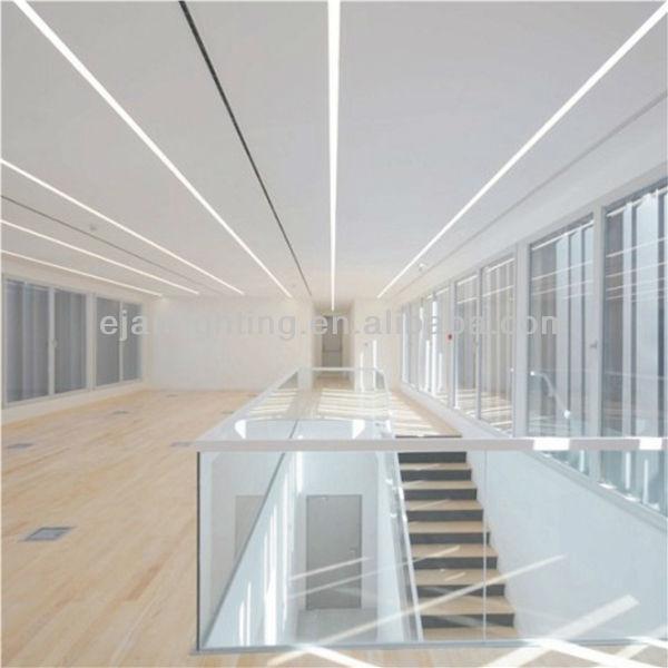 Architectural Fluorescent Modern Office Pendant Light Fixtures