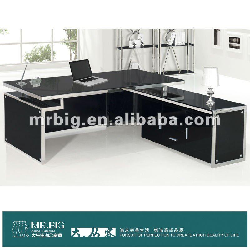 db vidrio moderno escritorio muebles de oficina