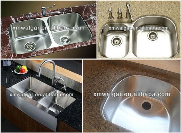 Kitchen Sink Liners Berbeda Jenis Dapur Aluminium