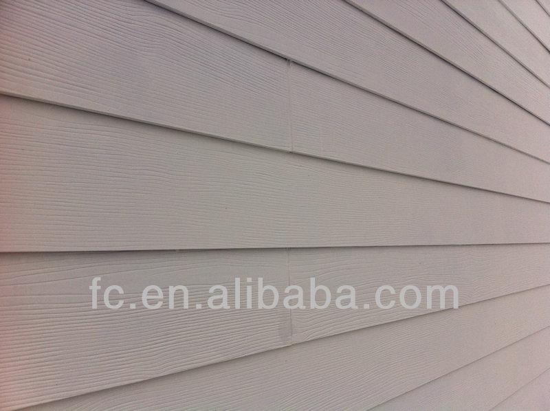 Weather Resistance Fiber Cement Lap Siding Exterior Siding