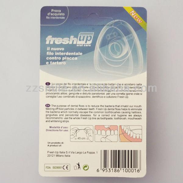 Escape The Bathroom Dental Floss fresh up dental floss/sales abrasive dental floss - buy abrasive