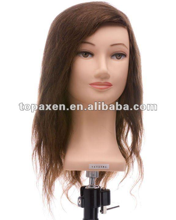 Incredible Pivot Point Erika Cosmetology Training Mannequin Head 100 Human Short Hairstyles For Black Women Fulllsitofus