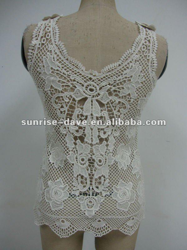 Crochet Patrones Blusa Superior - Buy Crochet Patrones Blusa Top ...