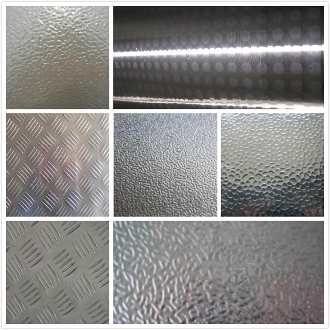 Aluminum Or Stainless Metal Embossing Rollers Buy Metal