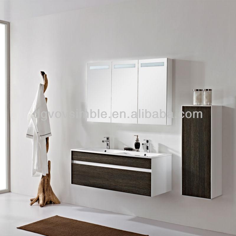 Best Verkopende Vanity Wastafel Spiegelkast/kleine Badkamer ...