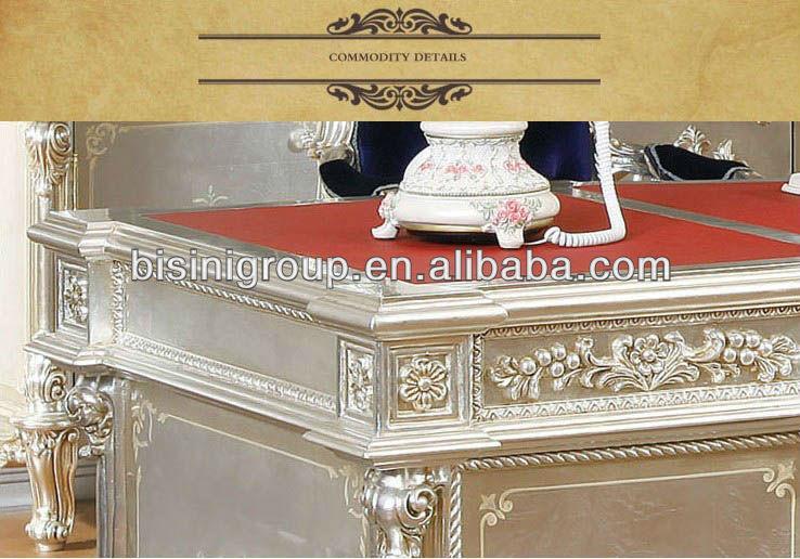 Scrivania Ufficio Legno Massello : Tavolo scrivania legno v