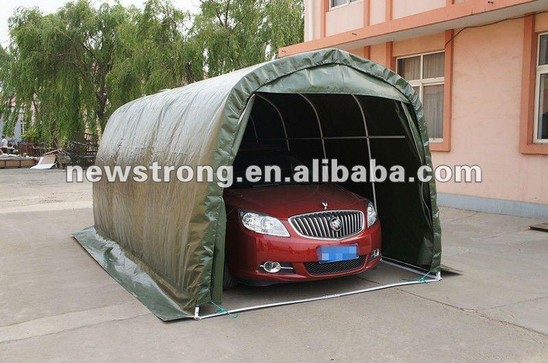 Prefab kleine mobiele carports buy carports mobiele - Garage mobile per auto ...
