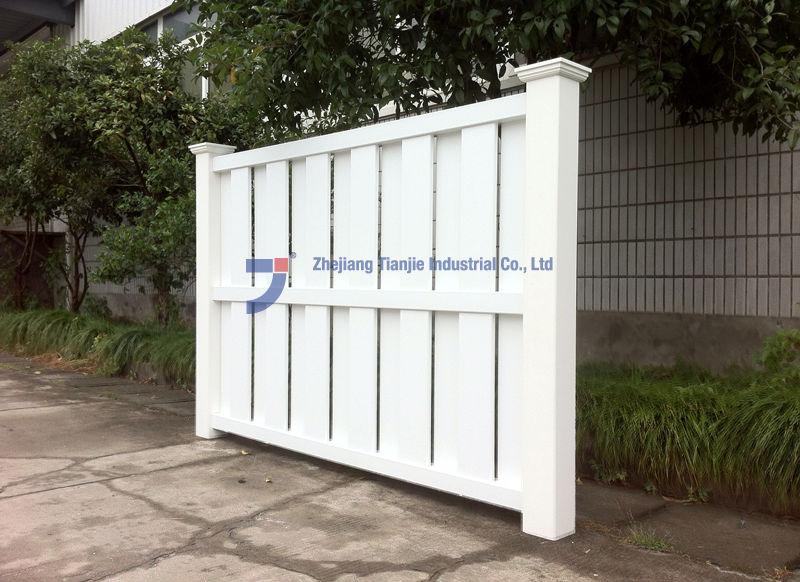 Garden White Pvc Fence Slats Buy White Pvc Fence Slats