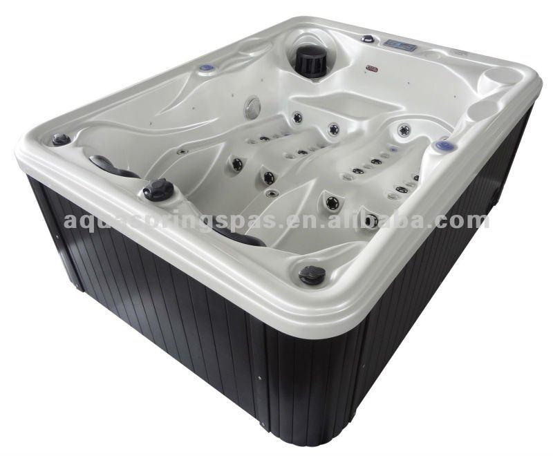 2 Persons Indoor Hot Tub,Hot Spa,Bathroom Spa,Mini Hot Tub - Buy 2 ...