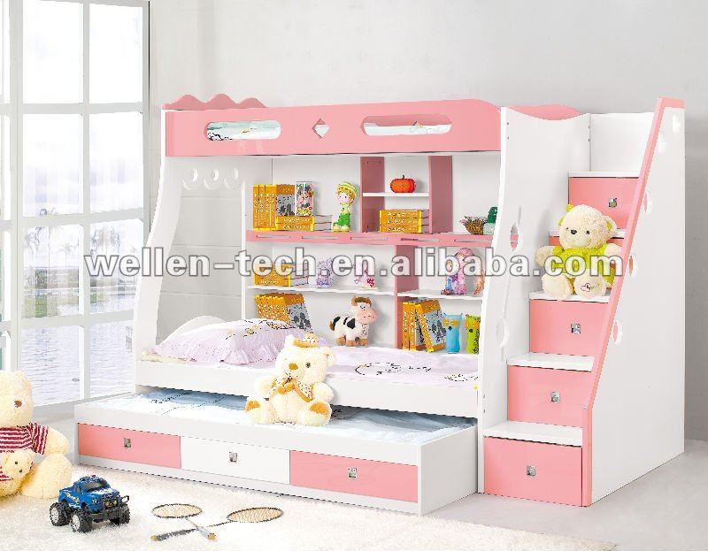wm colorido stylest muebles del cabrito cama litera