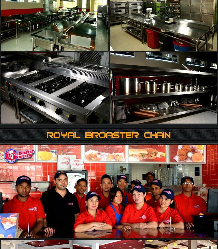 Shinelong Nueva Maquinaria Avanzada Mariscos Equipo De Restaurante Buy Product On