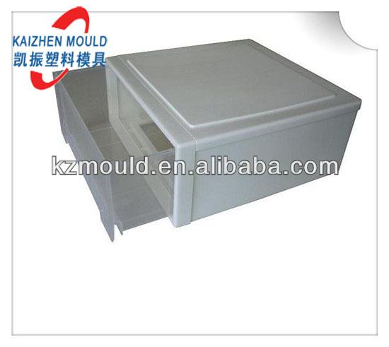 Plastic Refrigerator Drawer Mold Household Appliance Mold