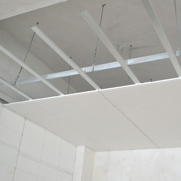 Gypsum Board Suspended Ceiling System ~ Meisui standard gypsum board plasterboard drywall with