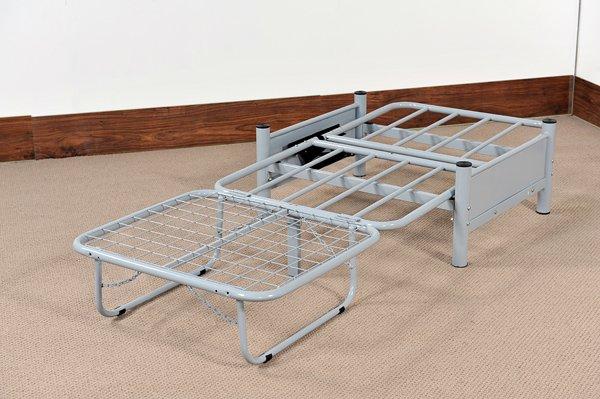 Single Metal Futon Furniture