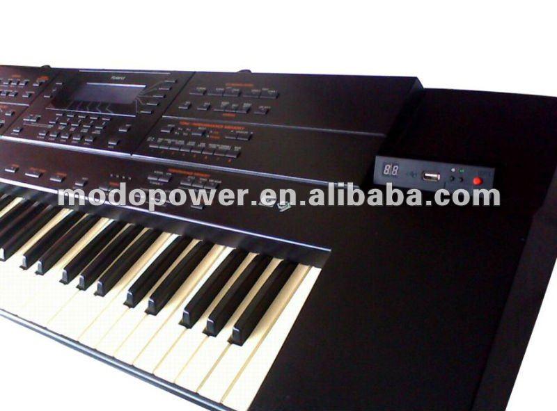 Usb emulator floppy for yamaha korg roland musical for Korg yamaha roland