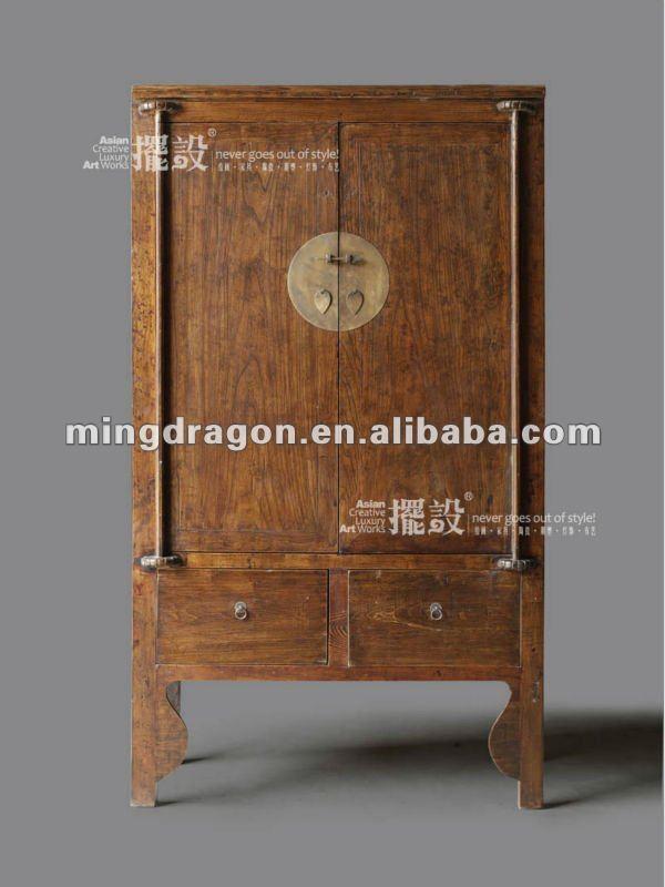 Chinese antique big wardrobe - Chinese Antique Big Wardrobe - Buy Antique Chinese Cabinet,Antique