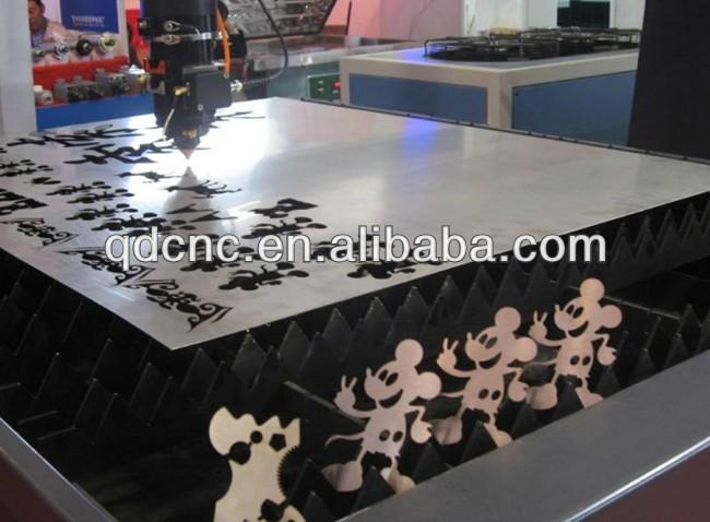 cnc laser steel cutting machine