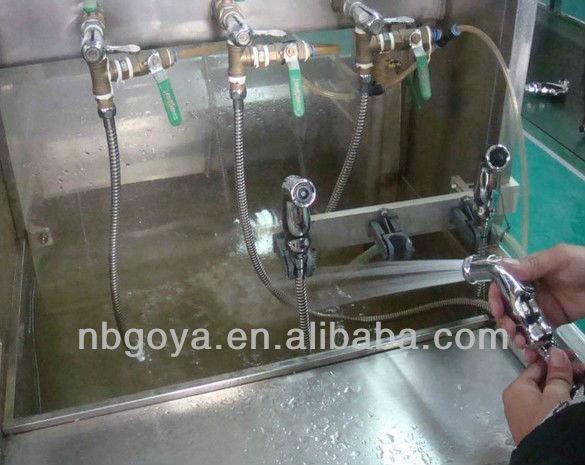 Plastic Toilet Jet Spray Automatic Water Spray Toilet Seat