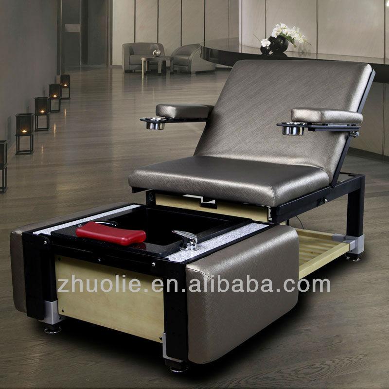 High quality beauty salon furniture luxury pedicure spa for Spa furniture