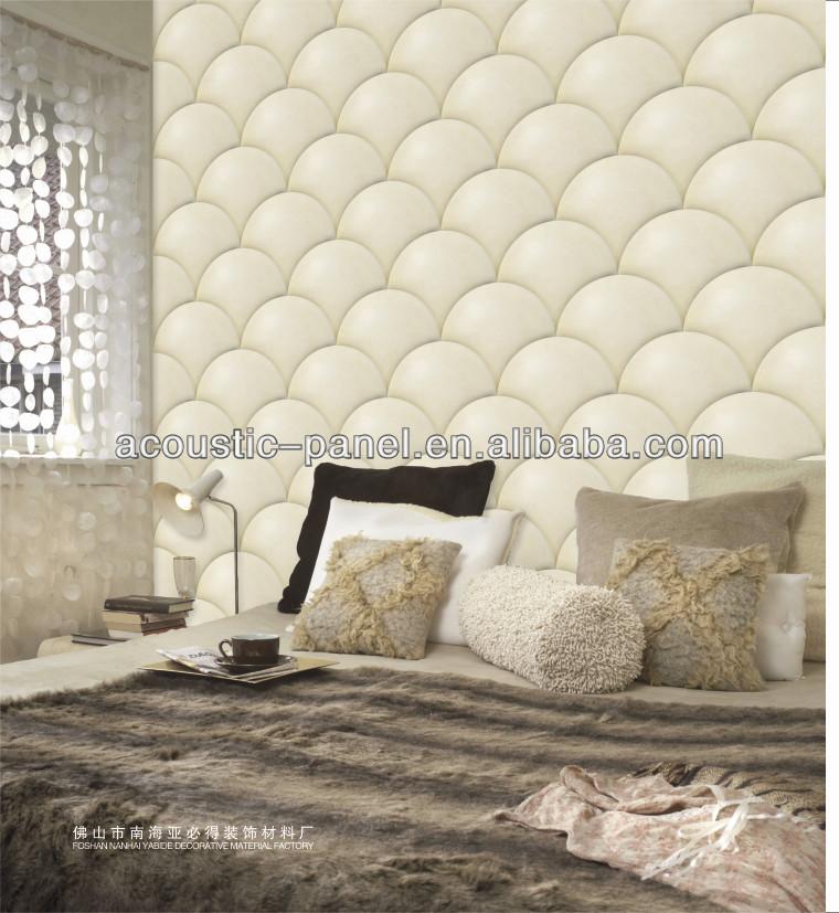 Soundproof Decorative Ceiling Tiles 3d Polyurethane