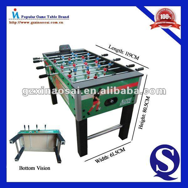 Best Seller MDF Soccer Table And Football Table Scorer