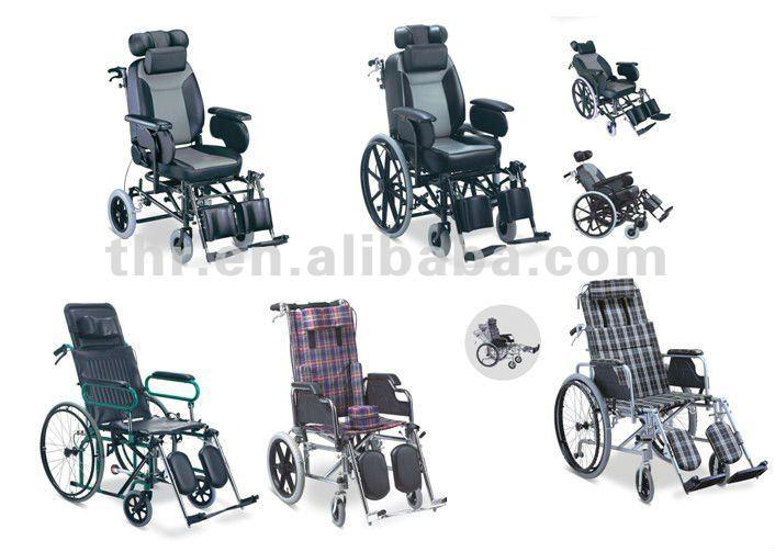 THR-204BJQ High Back Reclining Wheelchair  sc 1 st  Alibaba & Thr-204bjq High Back Reclining Wheelchair - Buy Reclining ... islam-shia.org