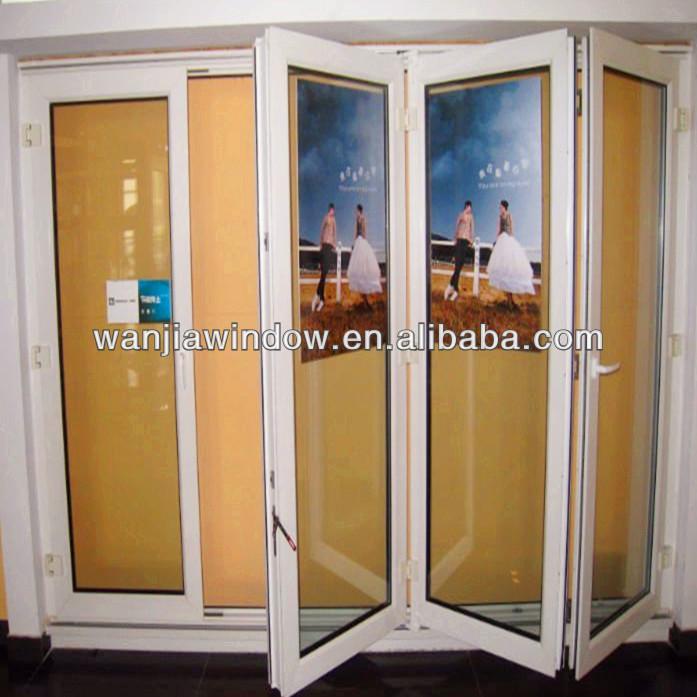 Foshan Wanjia Wholesale Plastic Folding Doors Buy Plastic Folding Doors Interior Folding Doors