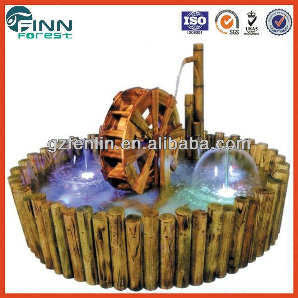 Factory Customized Portable Dancing Water Fountain Antique Garden Fountain