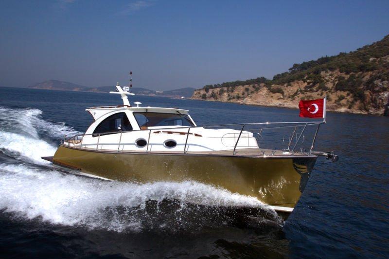 Angel New Family Lobster Yacht Buy Luxury Yacht