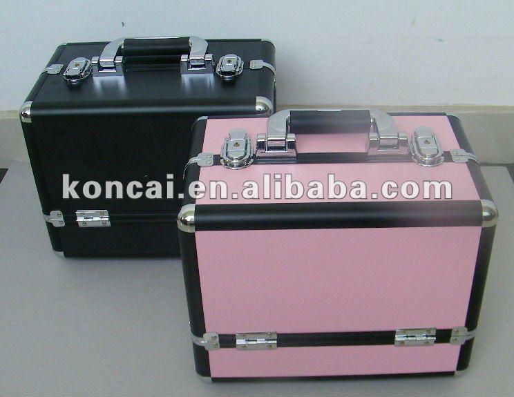Multifunction Handbag Make Up Box With Aluminum Surface Finishing 13