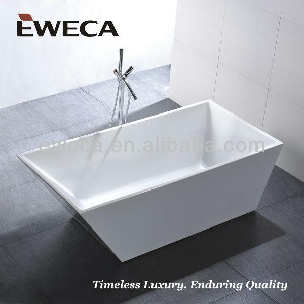 1200mm Small Square FreeStanding Bathtub