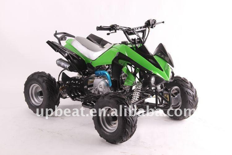 Quad Bike 110cc With Kawasaki Style (atv110-9) - Buy Quad Bike,Atv