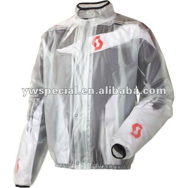 Pvc Waterproof Motorcycle Rain Jacket - Buy Motorcycle Rain Jacket ...