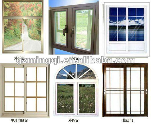 Upvc fixed jalousie windows view jalousie windows mq for Jalousie window design