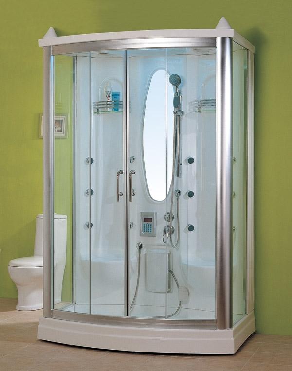 steam sauna shower combination shower cabinet bath cabin steam shower
