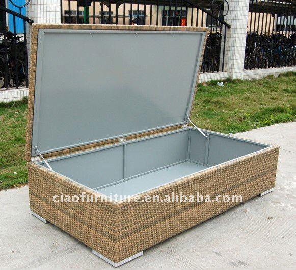 broyhill outdoor furniture rattan storage box view rattan