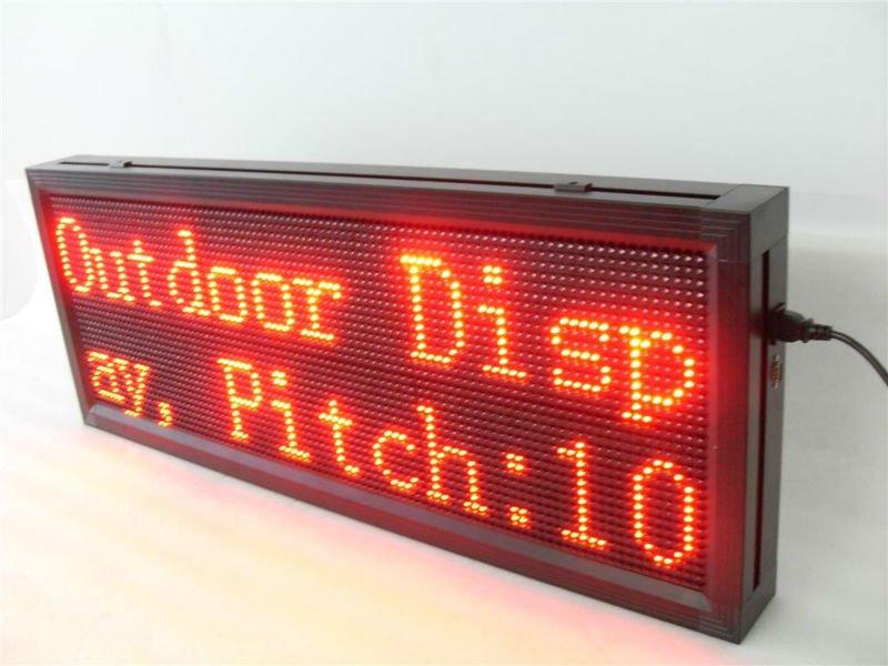 wireless message board