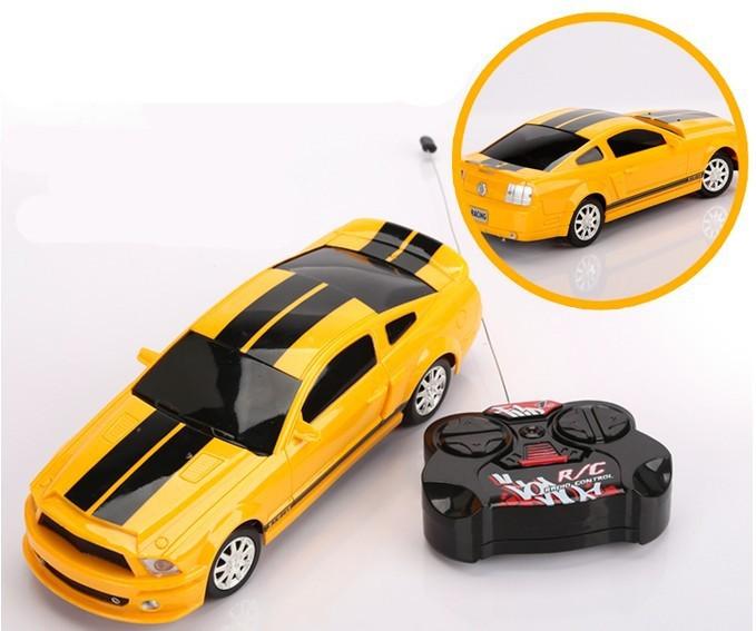 de luxe bumblebee 1 20 ls chevrolet camaro voiture t l commande rc sport car pr t pour. Black Bedroom Furniture Sets. Home Design Ideas