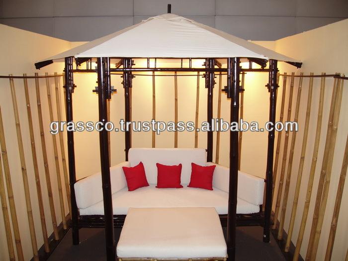 Wooden Gazebo For Hot Tub >> Bamboo Gazebo (06010) - Buy Bamboo Garden Gazebo,Prefabricated Gazebo,Canopy Bamboo Gazebo ...