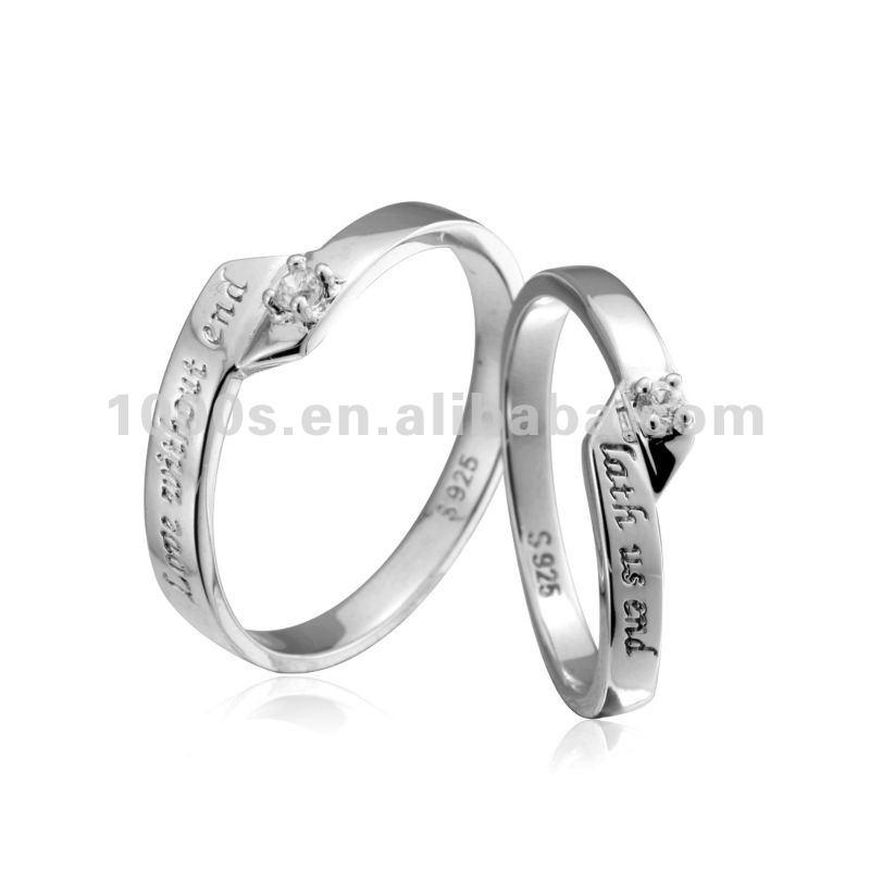 Eccezionale anelli fidanzamento argento online €70.00 - 47% di sconto! BV28